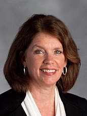 Dr. Laura Koehl '75 (ex officio), member of the Board of Directors at the Notre Dame Academy catholic all-girls school in Covington, Northern Kentucky.