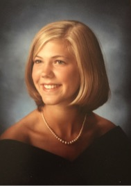 Kateylyn Stenger high school picture, alumnae from the Notre Dame Academy catholic all-girls school in Covington, Northern Kentucky