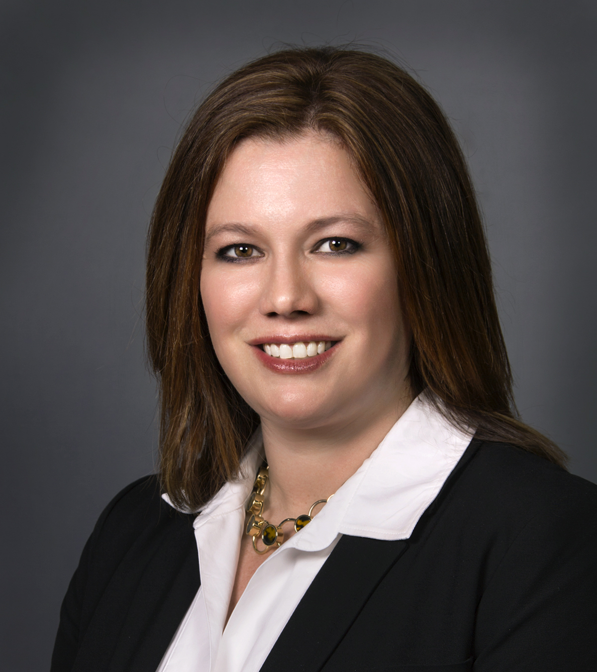 Jessica Birkenhauer Rawe '99, member of the Board of Directors at the Notre Dame Academy catholic all-girls school in Covington, Northern Kentucky.