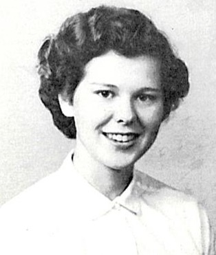 Judith Bland, alumnae from the Notre Dame Academy catholic all-girls school in Covington, Northern Kentucky
