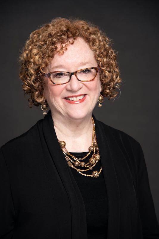 Julie Geisen Scheper, alumnae from the Notre Dame Academy catholic all-girls school in Covington, Northern Kentucky.