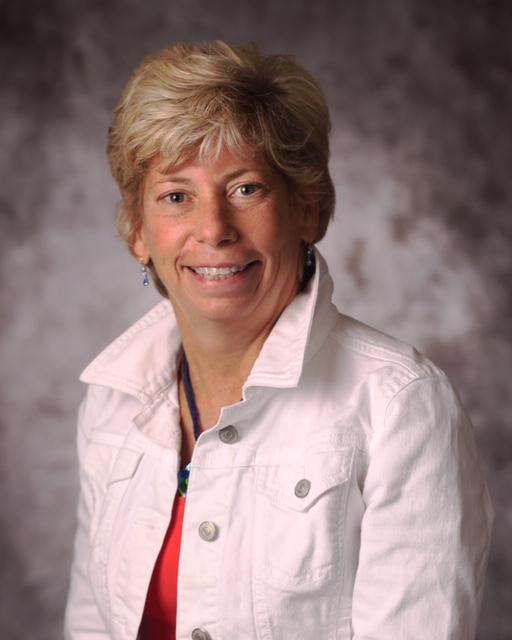 Lee-Ann Earnst, alumnae from the Notre Dame Academy catholic all-girls school in Covington, Northern Kentucky.