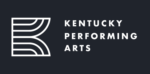 Logo for the Kentucky Performing Arts Program.