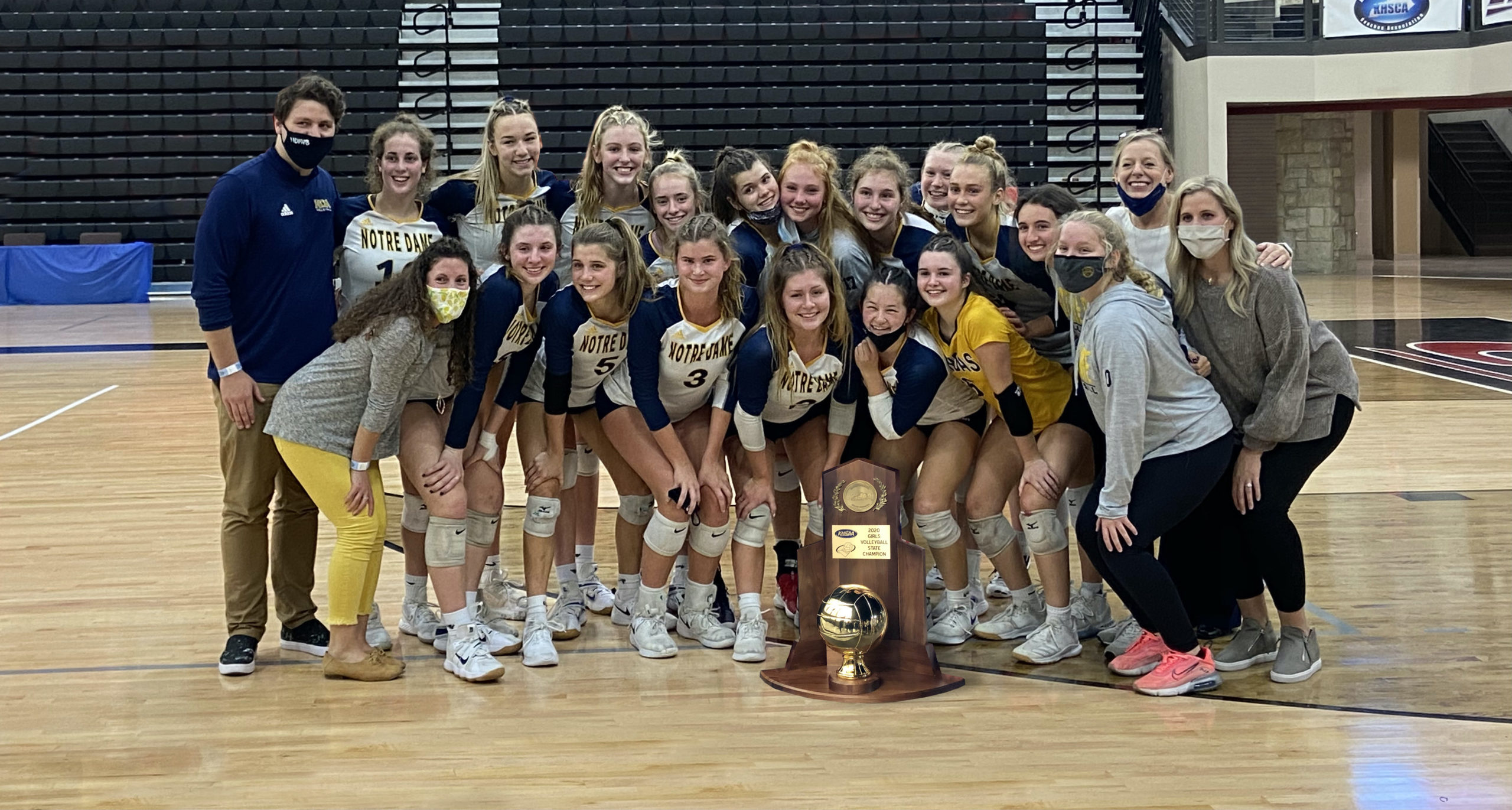 Volleyball 2020 State