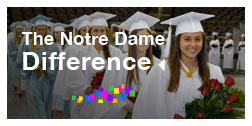 The Notre Dame Difference