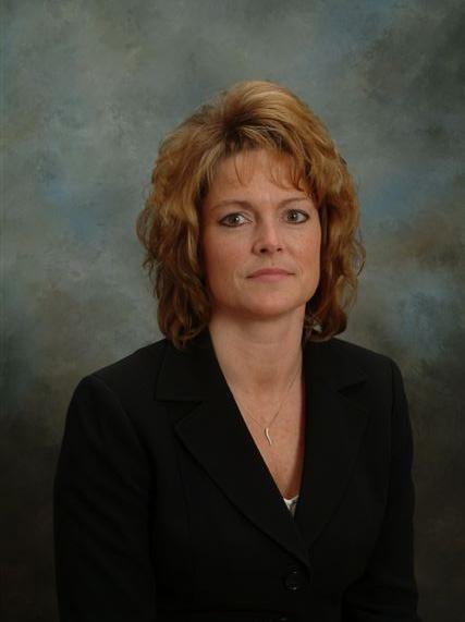 Ms. Lori Ritchey Baldwin, member of the Board of Directors at the Notre Dame Academy catholic all-girls school in Covington, Northern Kentucky.