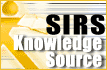 Logo for the SIRS Knowledge Source Database.